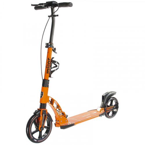 Самокат Micar Quicker K5 230 оранжевый