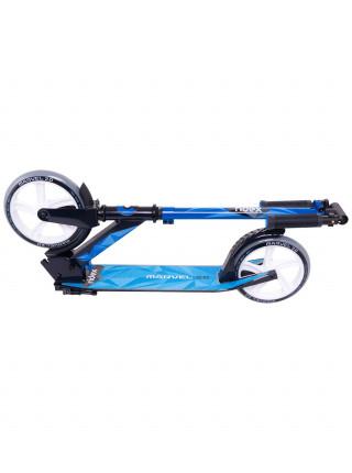 Самокат Ridex Marvel 2.0 200 мм, синий