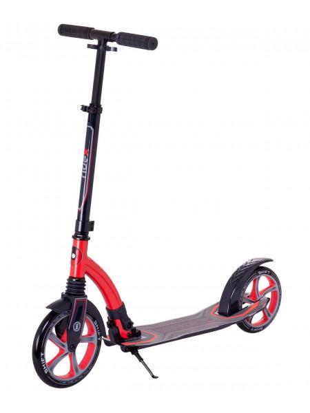 Самокат Ridex Shift 230/200 мм, красный