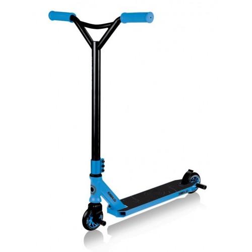 Самокат трюковой Globber GS 540° синий