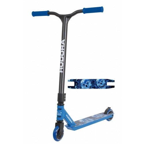 Самокат трюковой HUDORA Stunt Scooter XQ-12 (14025) синий