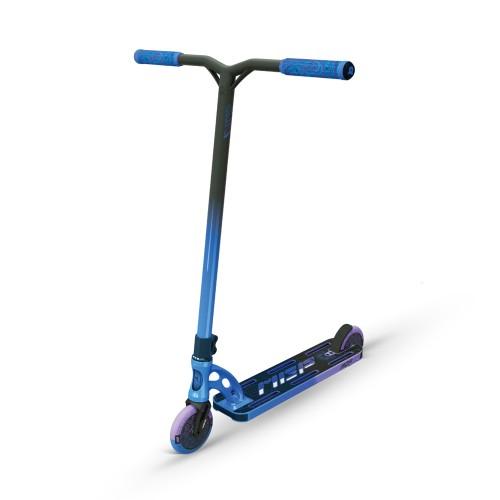 Самокат трюковой MGP (Madd Gear) VX9 TEAM SCOOTER (4.8 x 20 Inch) RP-1, сине-фиолетовый