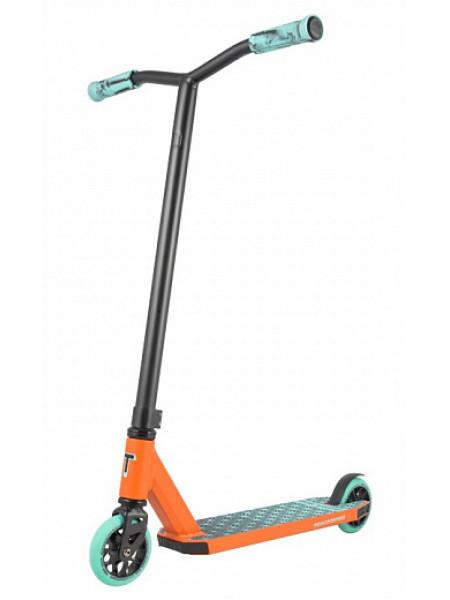 Самокат трюковой TechTeam Duker 202 (2020) оранжевый