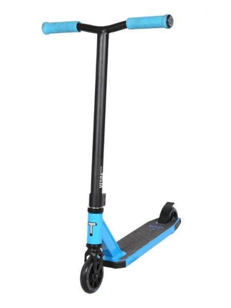Самокат трюковой TechTeam Vespa (2020) голубой