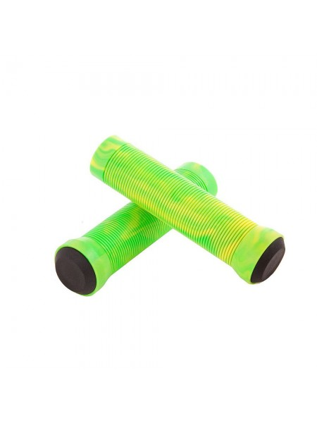 Грипсы S301GP зеленый/лайм