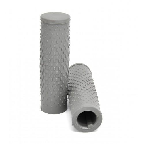 Грипсы (силиконовые ручки) для электрического самоката XIAOMI, серый