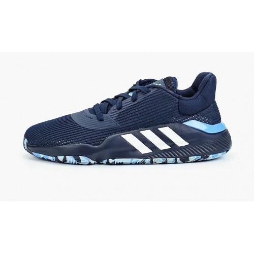 Кроссовки баскетбольные Adidas Pro Bounce Low F97286, темно-синий
