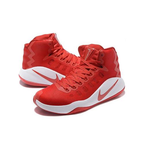 Кроссовки баскетбольные Nike Hyperdunk 2016, красный
