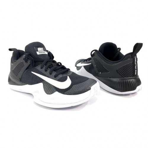 Кроссовки баскетбольные Nike Air Zoom HyperAce, черный
