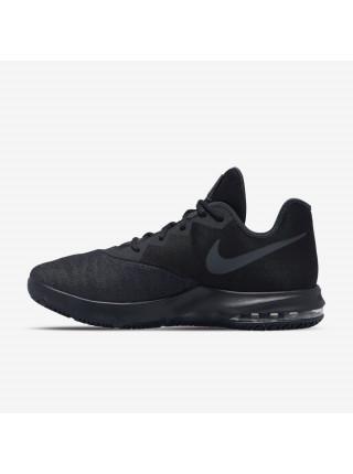 Кроссовки баскетбольные Nike Air Max Infuriate III Low, черный
