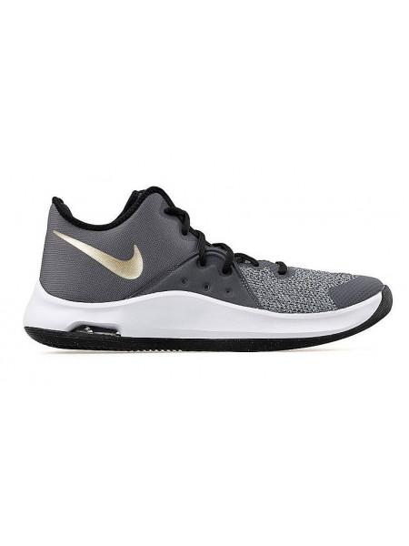 Кроссовки баскетбольные Nike Air Versitile III, серый