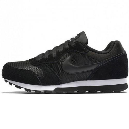 Кроссовки беговые Nike MD Runner 2 (женские), черный