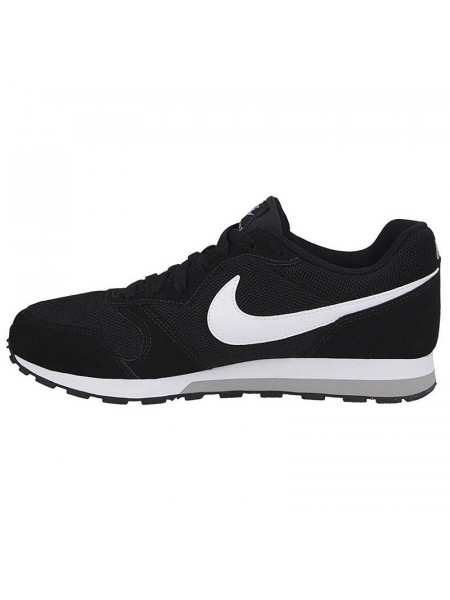 Кроссовки беговые Nike MD Runner 2 GS (детские), черный