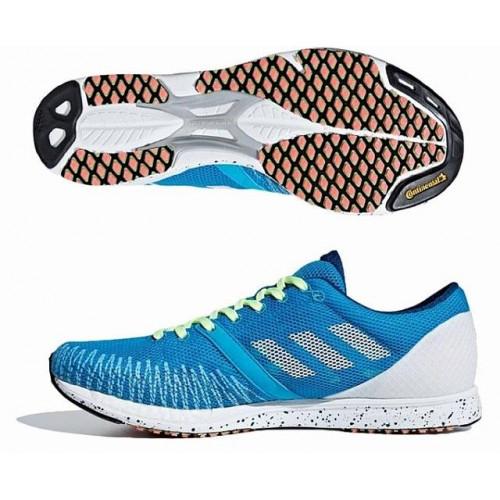 Кроссовки беговые Adidas Adizero Takumi Sen 5, голубой