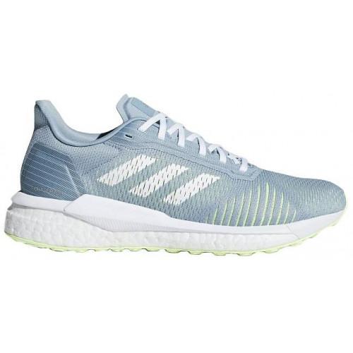 Кроссовки беговые Adidas SolarDrive ST (женские), голубой