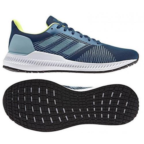 Кроссовки беговые Adidas Solar Blaze, синий