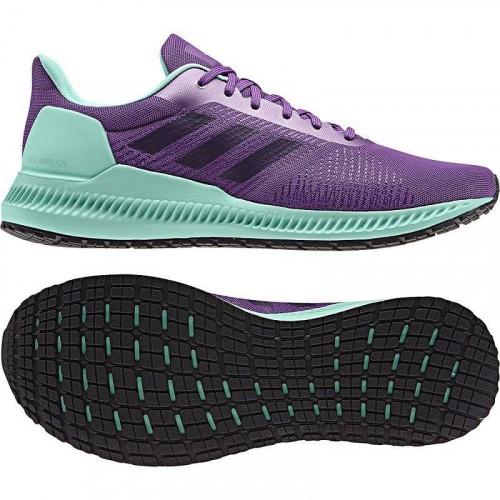 Кроссовки беговые Adidas Solar Blaze (женские), фиолетовый