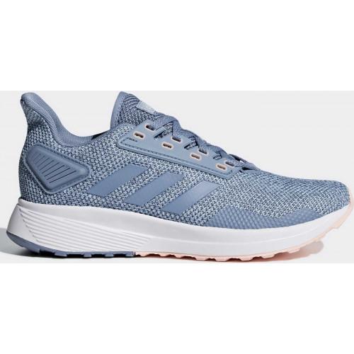 Кроссовки беговые Adidas Duramo 9 (женские), голубой