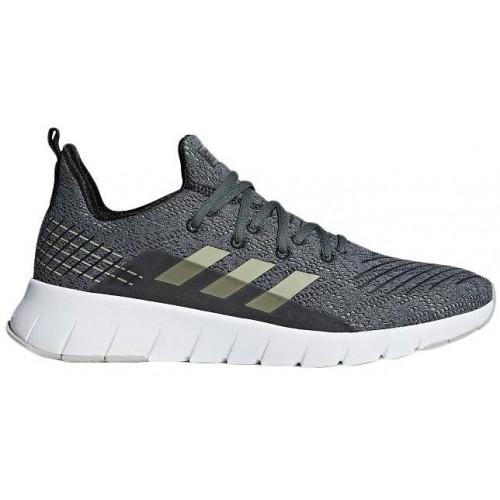 Кроссовки беговые Adidas Asweego 2019, серый