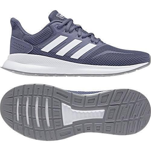Кроссовки беговые Adidas Runfalcon (женские), синий