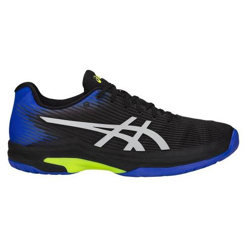 Кроссовки теннисные Asics Solution Speed FF, черный