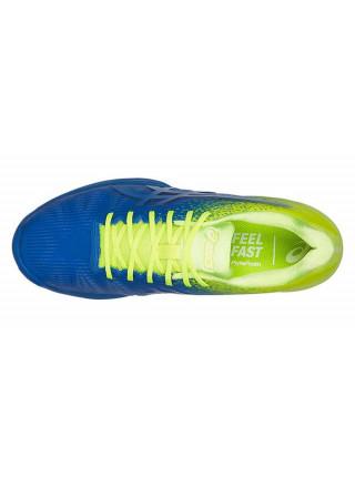 Кроссовки теннисные Asics Solution Speed FF L.E., синий