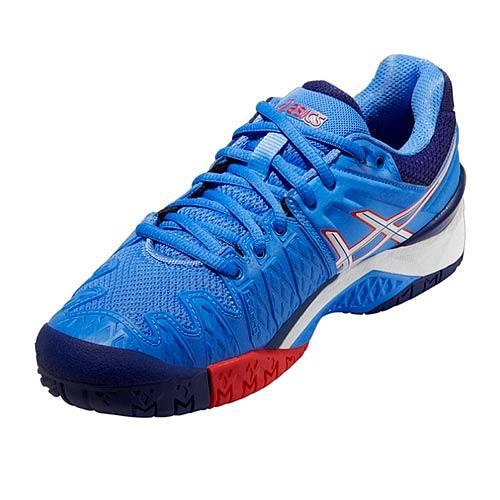 Кроссовки теннисные Asics Gel-Resolution 6 SS15 (женские), синий