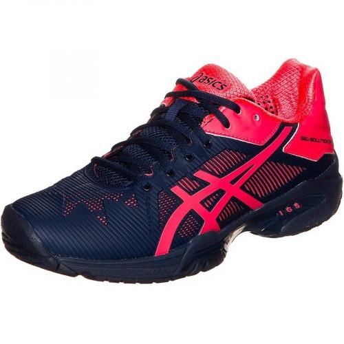 Кроссовки теннисные Asics Gel-Solution Speed 3 (женские), розовый