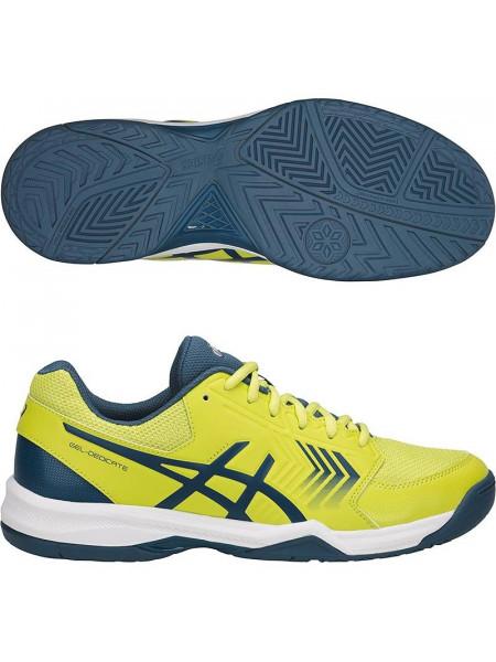 Кроссовки теннисные Asics Gel-Dedicate 5, желтый