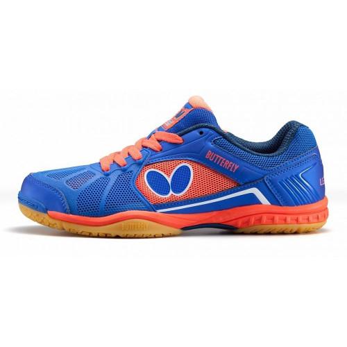 Кроссовки теннисные Butterfly Rifones, синий