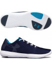 Кроссовки Under Armour Street Precision Low (женские), темно-синий