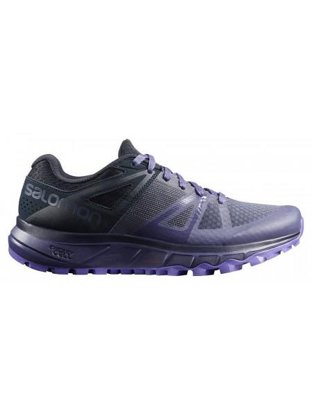 Кроссовки беговые Salomon Trailster (женские), фиолетовый