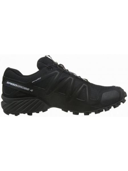 Кроссовки беговые Salomon Speedcross 4, черный