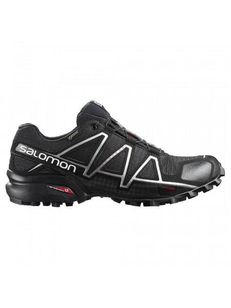 Кроссовки беговые Salomon Speedcross 4 GTX, черный