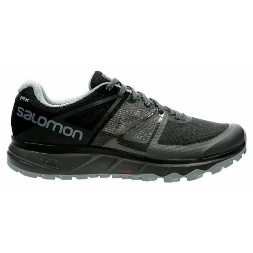 Кроссовки беговые Salomon Trailster GoreTex, черный