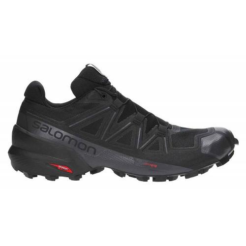 Кроссовки беговые Salomon Speedcross 5, черный