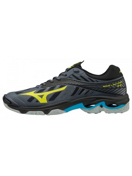 Кроссовки волейбольные Mizuno Wave Lightning Z4, темно-серый