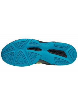 Кроссовки волейбольные Mizuno Cyclone Speed (детские), темно-синий