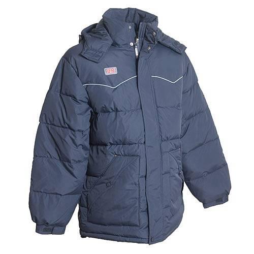 Куртка пуховая 2K Brantford, темно-синий