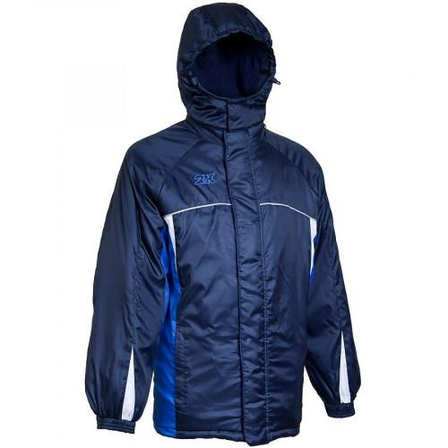 Куртка утепленная 2K Sport Agio (подростковая), темно-синий