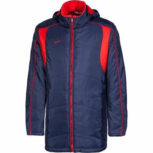 Куртка утепленная 2K Sport Vettore 123225-10, темно-синий