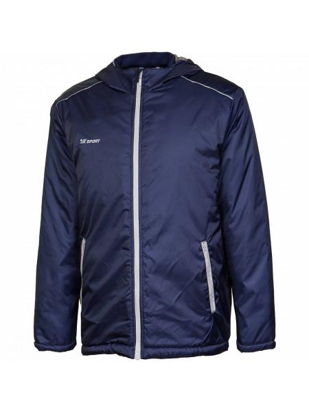 Куртка утепленная 2K Sport Futuro (детская), темно-синий