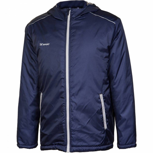 Куртка утепленная 2K Sport Futuro, темно-синий