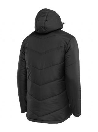 Куртка утеплённая Jögel JPJ-4500-061, полиэстер, черный/белый