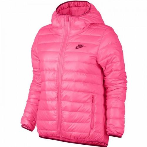 Пуховик Nike Down Fill Hd (женский), розовый