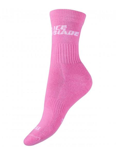 Носки утепленные Ice Blade Figure, розовый