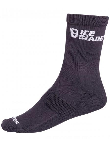 Носки утепленные Ice Blade Hockey, серый