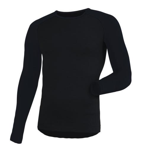 Фуфайка мужская тёплая Outdoor Heavy G22-9480S/BK, черный