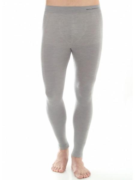 Кальсоны мужские Brubeck Comfort Wool серый