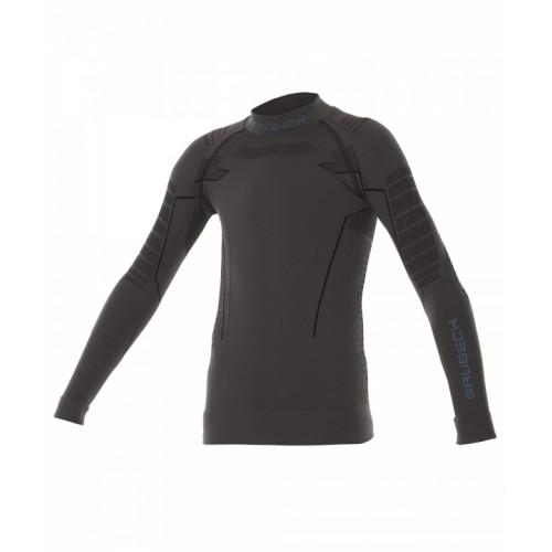 Блуза подростковая для мальчиков Brubeck Thermo Nilit Heat черный